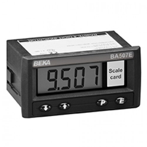 Panel Mount 4 20 Ma Digital Indicator : Beka ba e loop powered indicator